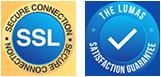 Secure Online Shopping Logos